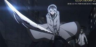 Tokyo Ghoul:re - Trailer especial