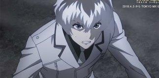 Tokyo Ghoul:re vai ter 12 episódios