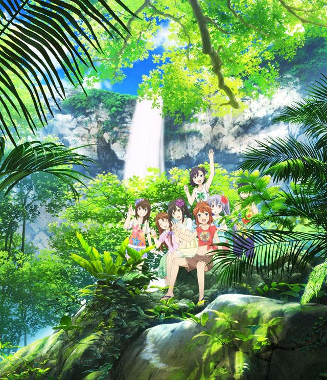 Imagem promocional de Non Non Biyori Vacation