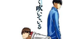 Kaze ga Tsuyoku Fuiteiru vai ser anime