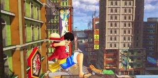 Novo trailer de One Piece: World Seeker