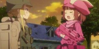 Trailer do 8º episódio de Sword Art Online Alternative: Gun Gale Online