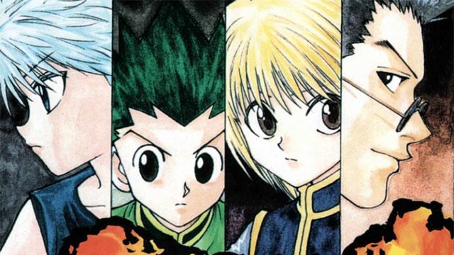"""Yoshihiro Togashi - """"Tenho de terminar Hunter x Hunter"""""""