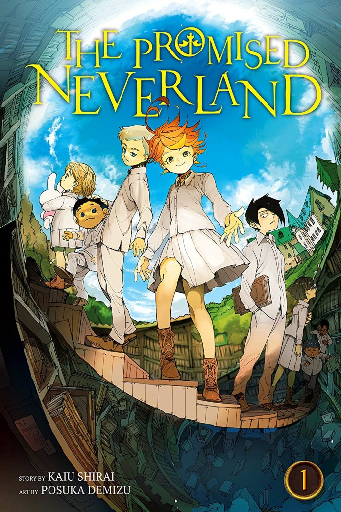 The_Promised_Neverland_pela_Panini_01