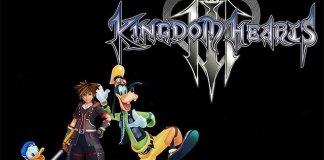 Kingdom Hearts III já tem data de lançamento
