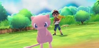 Novas funcionalidades para Pokemon Let's Go Pikachu e Let's Go Eevee
