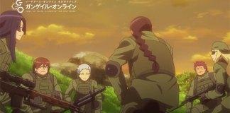 Trailer do 10º episódio de Sword Art Online Alternative: Gun Gale Online