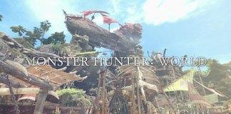 Monster Hunter: World no PC a 9 de Agosto