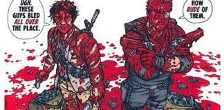 Nova BD pelo criador de The Walking Dead