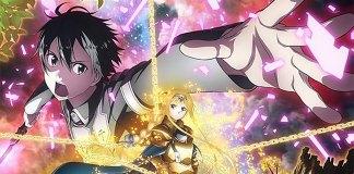 Novo trailer de Sword art online alicization (ESTÁ DEMAIS)
