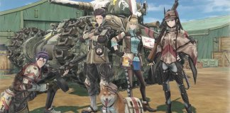 Opening de Valkyria Chronicles 4