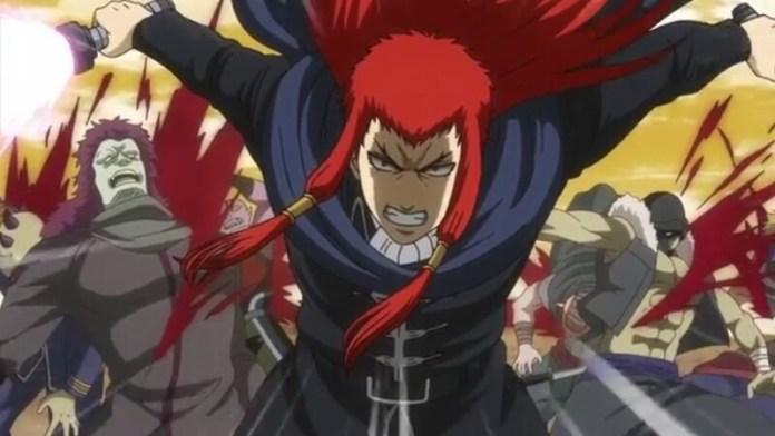 Gintama: Silver Soul Arc - Ep. 16 e 17: A queda o Xogum e o levantar dos reis
