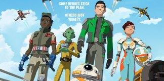 Poster de Star Wars Resistance