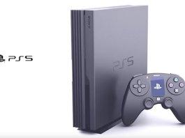 Vídeo conceitual da Playstation 5