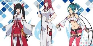 Design de personagens de Conception