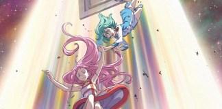 Imagem promocional do 2º filme de Eureka Seven Hi-Evolution