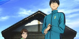 Nova imagem promocional de Kaze ga Tsuyoku Fuiteiru