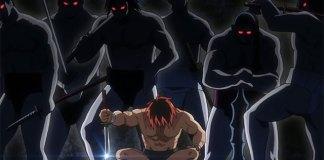 Primeiro trailer de Hinomaru Zumou
