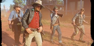 Red Dead Redemption 2 ocupa 105 GB