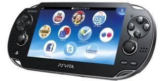 Sony sem planos para sucessor da PlayStation Vita