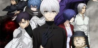 Tokyo Ghoul:re 2 já tem data de estreia
