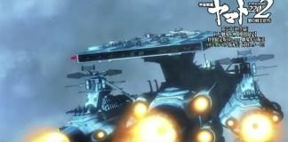 11 minutos do 6º filme de Space Battleship Yamato 2202