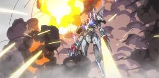 Novo trailer do 2º filme de Eureka Seven Hi-Evolution