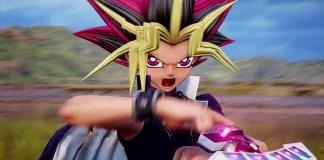 Trailer de Yugi em JUMP FORCE