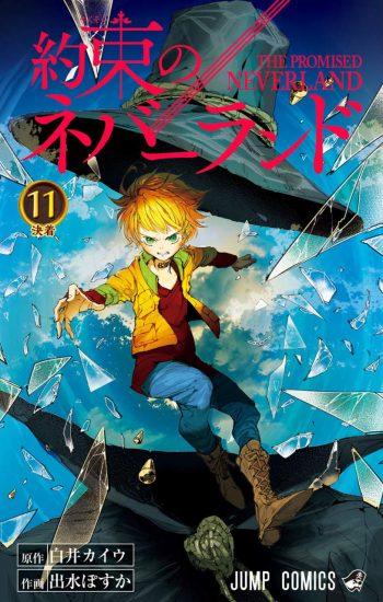Ranking semanal de vendas – Manga – Japão – Outubro 29 – Novembro 4