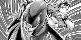 Ilustrador de One-Punch Man desenha Chun-Li