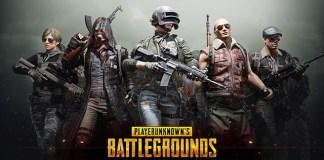 PUBG para a PlayStation4 a 07 de Dezembro