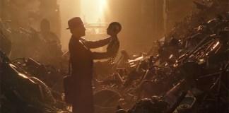 Memórias de guerra no trailer de Alita: Battle Angel