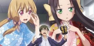 Nobunaga-sensei no Osanazuma vai ter série anime