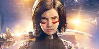Novo Poster de Alita: Battle Angel