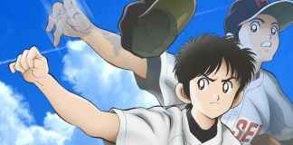 Série anime Mix vai estrear em Abril de 2019