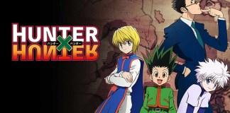 Hunter x Hunter na Netflix