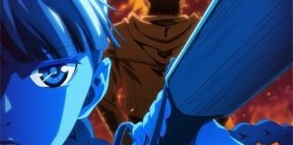 Katsute Kami Datta Kemono-tachi e vai ser anime