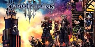 Kingdom Hearts III já tem mais de 5 milhões de cópias