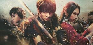 Trailer do live-action de Kingdom