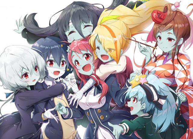Zombieland Saga ganha Tokyo Anime Film Festival