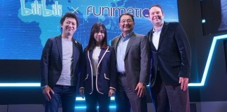 Funimation e o website de streaming chinês bilibili firmam parceria