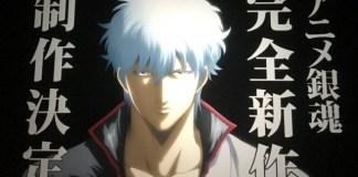 Gintama ira ganhar um novo anime