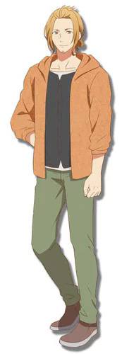 Masatomo Nakazawa como Haruki Nakayama