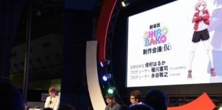 Novas informações sobre o filme de Shirobako