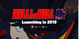 Kill la Kill: IF em Julho no Japão