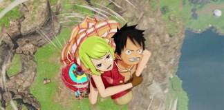 Trailer brasileiro de One Piece: World Seeker