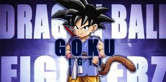 Gameplay de Goku de Dragon Ball GT em Dragon Ball FighterZ