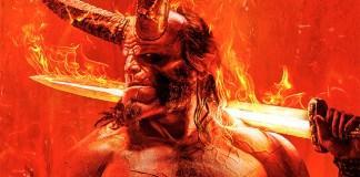 Hellboy estreia em 3º em Portugal