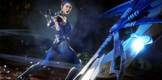 Mortal Kombat 11 mostra Kitana