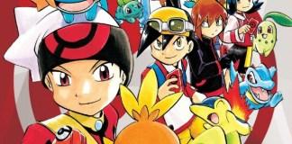 Revelada a capa brasileira de Pokémon Ruby & Saphire